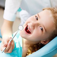 Pediatric Dental Cleanings